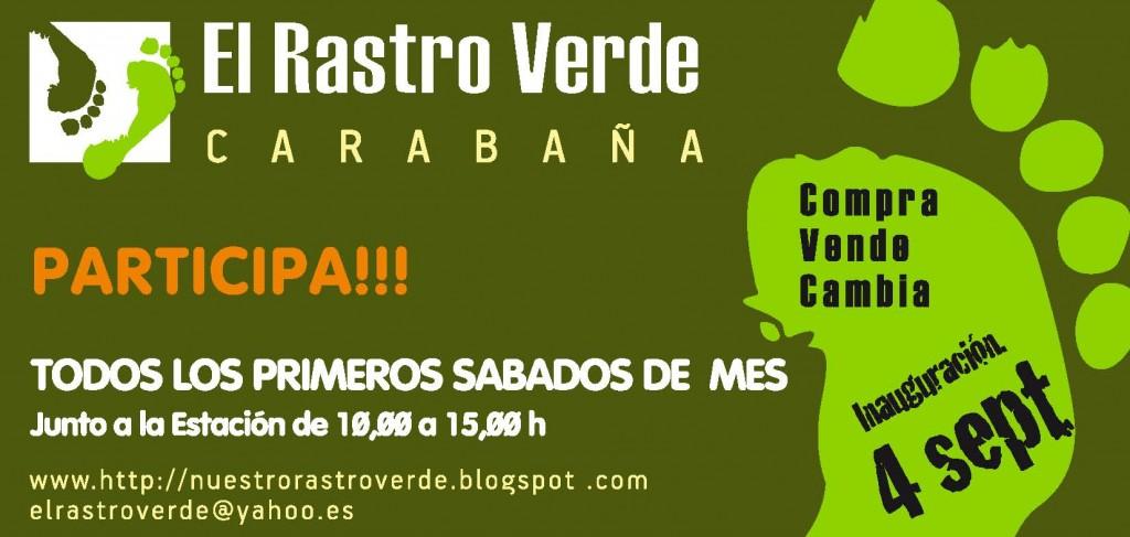 Carabana Rastro Verde