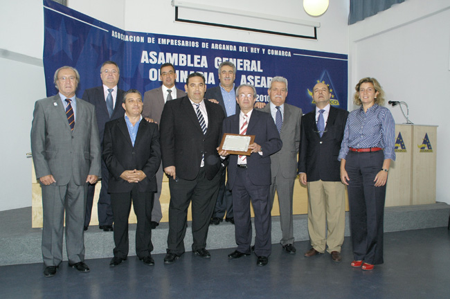 ASEARCO Asamblea General Ordinaria 2010