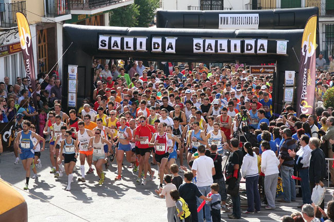 III Carrera Popular en Morata de Tajuña - 24 de Octubre