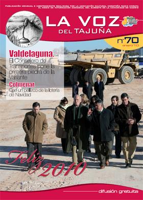 La Voz del Tajuña - Enero 2010