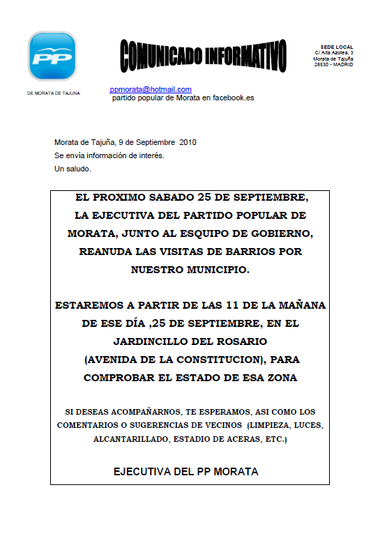 PP Morata Visita Barrios