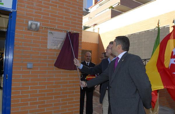 Proyecto de la nueva Biblioteca Municipal de San Martín de la Vega