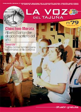 La Voz del Tajuña - Septiembre 2010