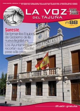 La Voz del Tajuña - Julio 2011