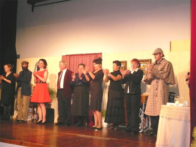 Actos Semana Cultural 2011 Radio Morata - Grupo Teatro San Blas