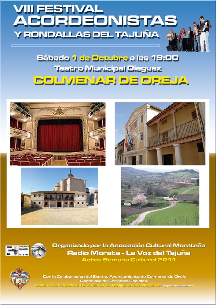 Actos Semana Cultural 2011 Acordeonistas