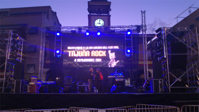 Tajuna Rock 2011