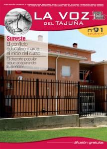 La Voz del Tajuña - Octubre 2011