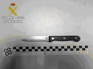 cuchillo rivas