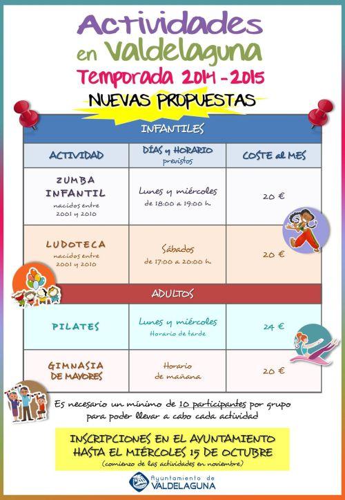 actividades curso