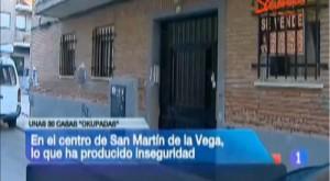 Noticia en TVE
