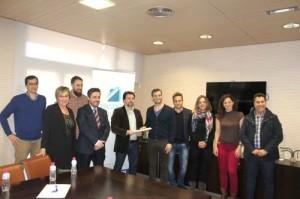 Entrega de la solicitud de la Carta de Adhesión al Pacto Local de Rivas