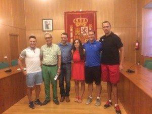 Miembros del club deportivo Elemental UNIFUTSAL