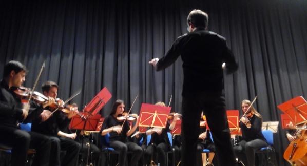 Concierto de la Orquesta Ritornello en Morata de Tajuña
