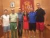 Borja Díaz y David Madrid presentan su nuevo club deportivo en Morata de Tajuña